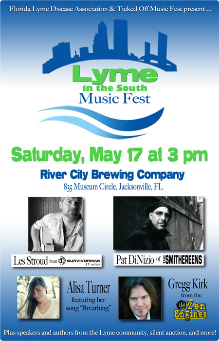 Lyme in the South Music Fest